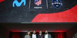 Atlético de Madrid chega ao eSports com time de FIFA