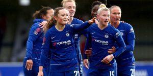Chelsea torna-se pioneiro ao adequar treinos ao ciclo menstrual das jogadoras