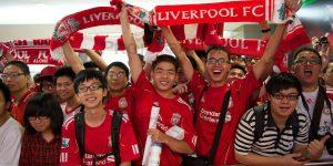 Nike ditará destinos do Liverpool na próxima pré-temporada