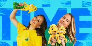Claudia Leitte e Sabrina Sato serão madrinhas do Time Brasil nos Jogos de Tóquio