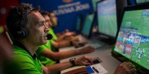 FIFA foca em inteligência artificial para aumentar precisão do VAR
