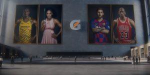 Jordan, Messi, Serena e Usain Bolt protagonizam nova campanha da Gatorade