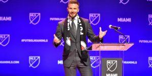 Inter de Milão pode fazer time de David Beckham mudar de nome