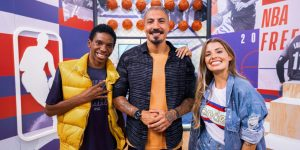 Liga aproveita All-Star Game em Chicago para lançar 'NBA Freestyle' na Band