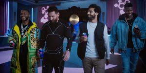 Pepsi ativa Champions League com Lionel Messi, Salah, Pogba e Sterling