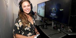 Ronda Rousey fecha acordo de exclusividade com o Facebook Gaming