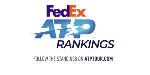 FedEx renova acordo com ATP para ter naming rights de rankings