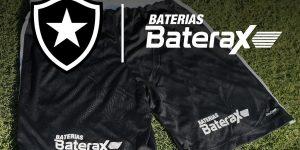 Juntos desde 2018, Baterax e Botafogo renovam por mais uma temporada