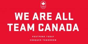 Canadá anuncia que não participará de Tóquio 2020 se evento não for adiado