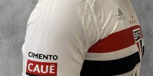 Cimento Cauê é a novo patrocinador do São Paulo