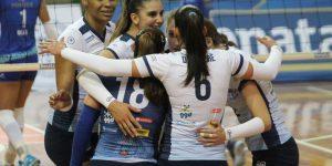 Superliga B Feminina de Vôlei encerra a temporada