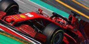 F1 preocupa-se com avanço do coronavírus e anuncia medidas