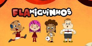 Flamengo foca no publico infantil com projeto 'Flamiguinhos'