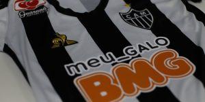 Atlético-MG amplia acordo com BMG para máster do time feminino