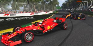 Fórmula 1 segue Nascar e cria campeonato virtual