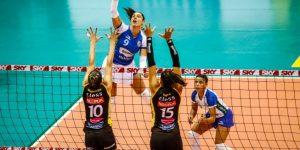 Após Superliga B, elite do vôlei feminino encerra temporada