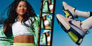 Naomi Osaka é rosto de campanha da Nike para lançar tênis feminino