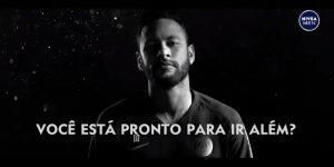 Nivea ativa PSG em campanha com Neymar, Thiago Silva e Marquinhos
