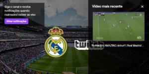 Real Madrid usa paralisação do calendário para lançar canal no Twitch