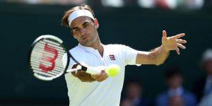 Após disputa com a Nike, Roger Federer recupera direitos do logo 'RF'