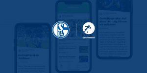 Após Manchester City, Onefootball fecha acordo de conteúdo com Schalke 04
