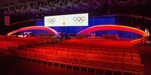 Pandemia causa corte no orçamento dos EUA para Jogos Olímpicos de 2024