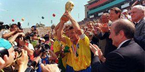 Globo reprisará final da Copa do Mundo de 94