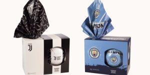 Cacau Show repete ação e licencia ovos de Páscoa de Manchester City e Juventus