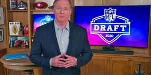 Draft da NFL bate recorde histórico de audiência