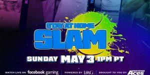 IMG utiliza Facebook para torneio virtual de tênis com tenistas e celebridades