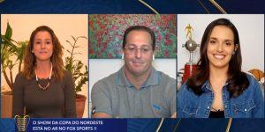 Fox Sports ativa Copa do Nordeste com show virtual