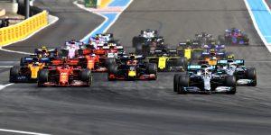 F1 cancela GP da França e projeta começar na Áustria em 5 de julho