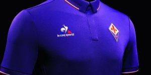 Kappa assumirá lugar da Le Coq Sportif na camisa da Fiorentina