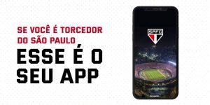 Com venda de ingressos e produtos, São Paulo lança aplicativo oficial