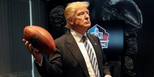 Trump cria grupo com executivos para planejar esporte nos EUA