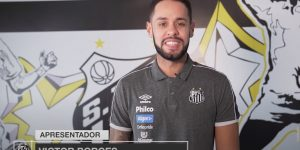 'Santos Tv e o conteúdo audiovisual no futebol', com Victor Borges (Santos Tv)