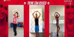 Com Superliga cancelada, Osasco faz treino online e lives interativas