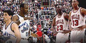 ESPN aproveita 'The Last Dance' e exibe produção com conquista do Chicago Bulls