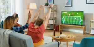 Torcida inusitada: você bate palmas em casa e seu time ouve no estádio