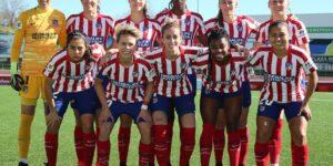 Herbalife renova máster do Atlético de Madrid feminino até 2023