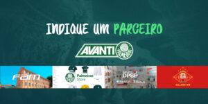 Palmeiras levará para o Avanti empresas indicadas por associados