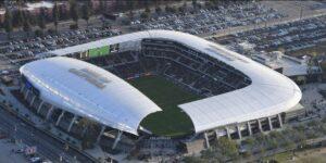 Los Angeles FC, da MLS, perde naming rights de estádio