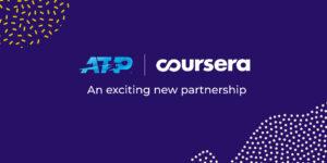ATP aproveita pausa e firma parceria com Coursera