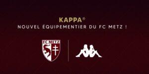 Metz anuncia retorno da Kappa após nove anos com Nike