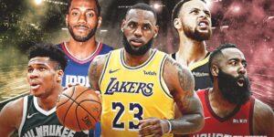 Sobre possível retorno, NBA fala em sede única e portões fechados