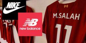 Nike autoriza, e New Balance encerrará temporada com Liverpool