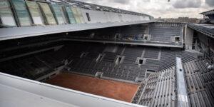 Federação Francesa de Tênis quer Roland Garros com portões fechados