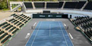 Por mercado de apostas, EUA cria torneio de tênis independente da ATP