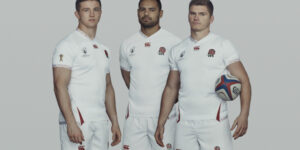 Umbro vestirá seleção inglesa de rugby por £ 20 milhões