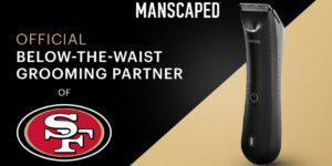 San Francisco 49ers anuncia acordo com marca de depilação masculina